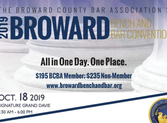 Mediator Art Garcia to Speak for 2 Sessions at Broward County Bench & Bar