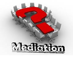How does a party ensure that opposing party is serious about mediation?