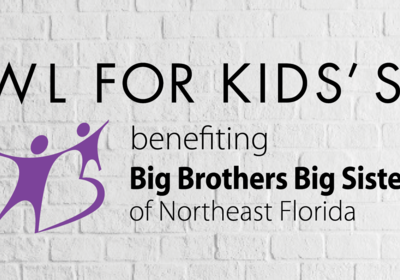 That's 5 in a Row for our Big Brothers Big Sisters Sponsorship