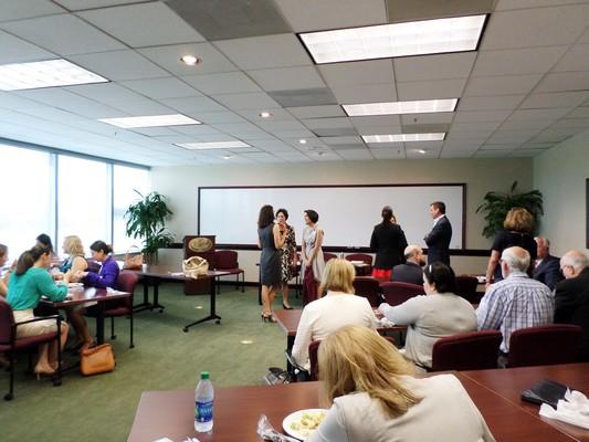 CFAWL Presents Seminar on Running for Office at UWWM's Maitland Office