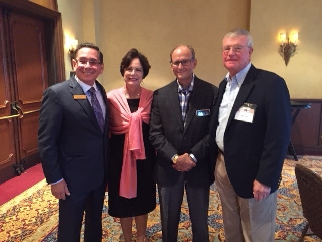 UWWM mediators Arthur Garcia Jr., A. Michelle Jernigan, Jeffrey M. Fleming and Robert A. Cole represented the firm at the FLABOTA Annual Conference July 19 to 21, 2018,