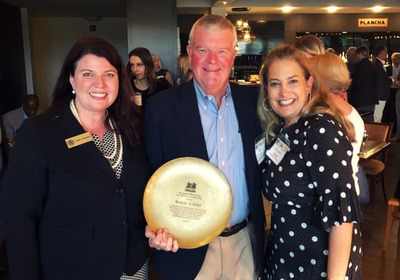 "FLABOTA Bestows 2019 Joseph P. Milton Professionalism and Civility Award Upon Mediator Robert A. ""Bob"" Cole"