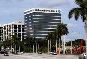 © Gary Coronado/The Palm Beach Post/ZUMAPress.com UWWM's new mediation center will be on the fourth floor of the Sabadell Tower in West Palm Beach, 1645 Palm Beach Lakes Blvd.