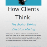 """How Clients Think"" by A. Michelle Jernigan"