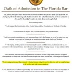 Oath of Admission